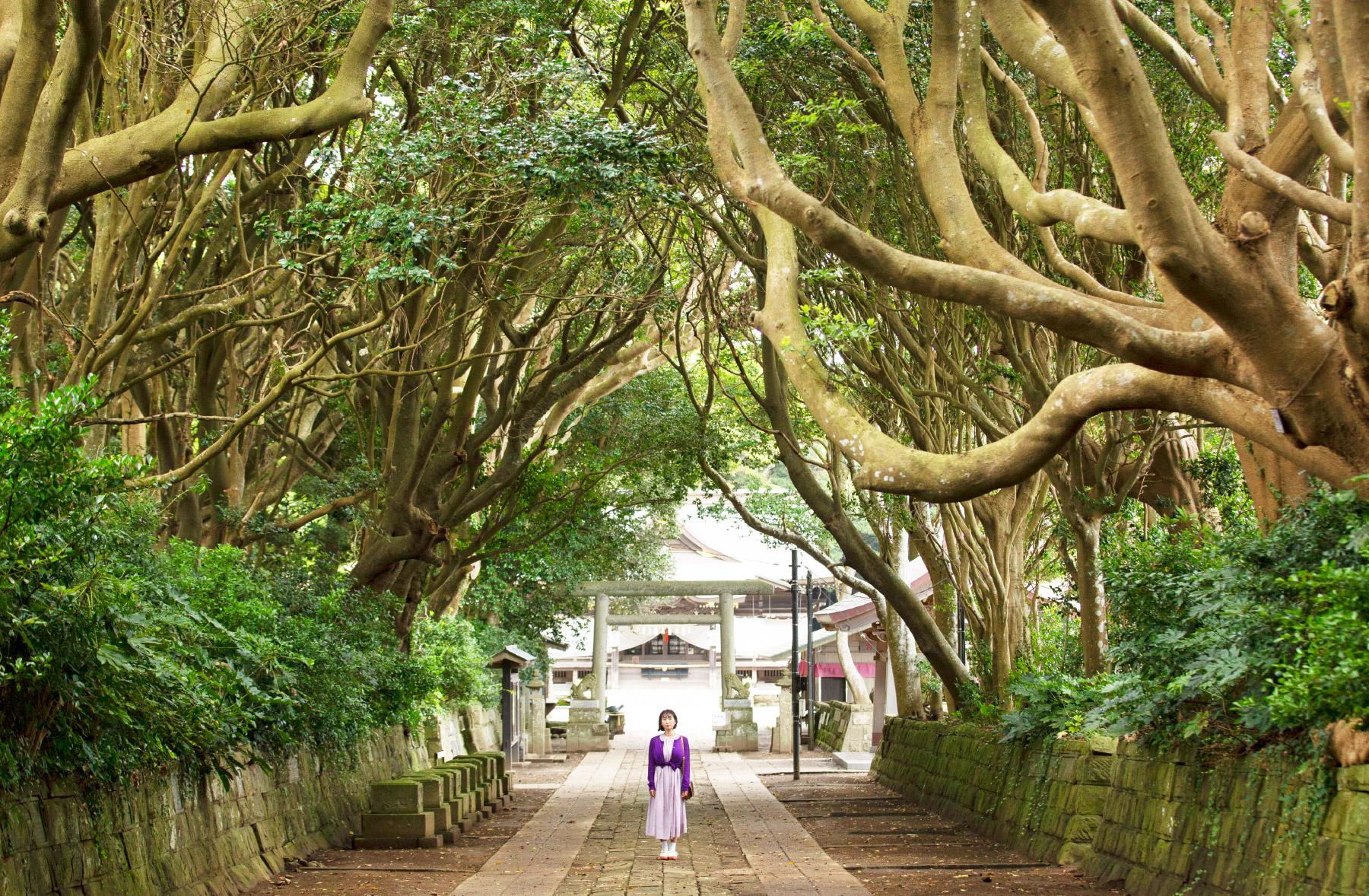 酒列磯前神社(ひたちなか市)