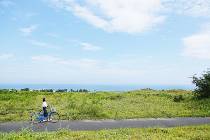 レンタサイクル(国営ひたち海浜公園)