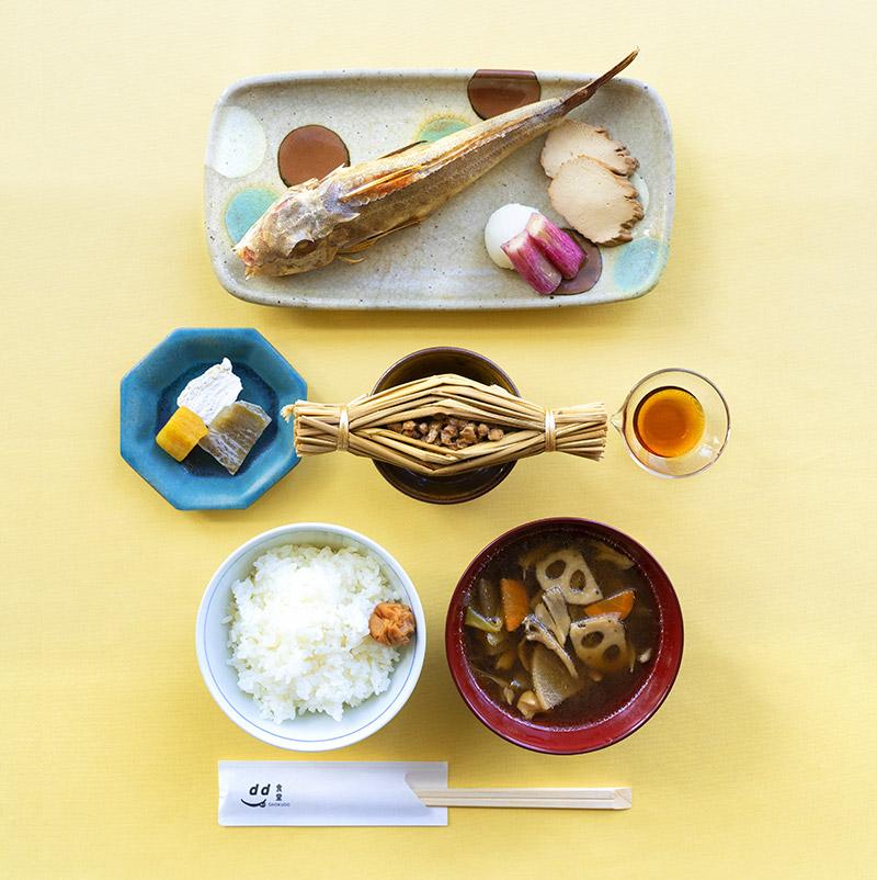茨城県央定食